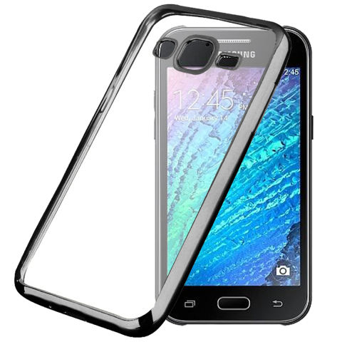Home; Best Seller Softcase Ultrathin List Chrome For Samsung Galaxy J1 (2016) -