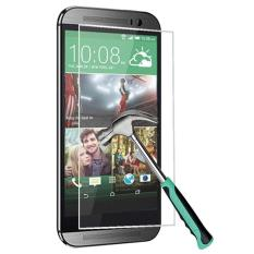 New 0.3MM Premium Tempered Glass Screen Protector Film for HTC One M9