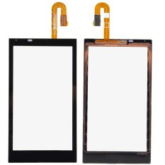 Black Touch Screen Digitizer Assembly For HTC 610 - intl