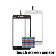 Black White Touch Panel For ViVO Y27+3m Tape+Opening Repair Tools+glue