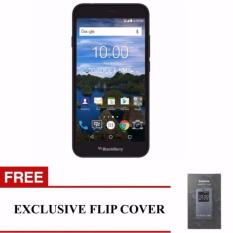 Blackberry Aurora - RAM 4/32GB - Black + Flip Cover