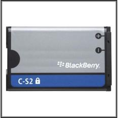 Blackberry Baterai C-S2 For Blackberry 8300 8520 9300 9330 Curve Gemini Kepler Original