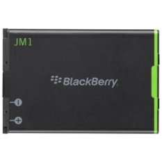 Blackberry Battery JM-1 for 9900/9930/9790/9860/9850/9380 - Hitam.