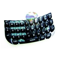 Blackberry Keypad For Blackberry Curve 8520 / 8310 / 8300 / 8320  Front Replacement Black Original / Keypad Pengganti untuk BB Curve 8520 / Keypad BB - Black / Hitam