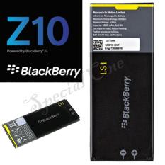Blackberry Original Battery LS1 - baterai for Z10 [1800mAh]