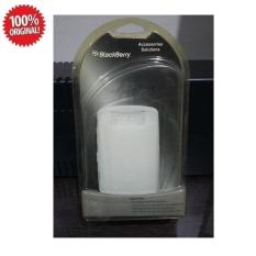 Blackberry Original Silicon Case BlackBerry Tour 9630 - Putih