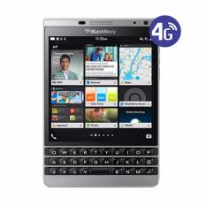 Blackberry Passport Dallas Smartphone - Silver Edition [Garansi Resmi TAM]
