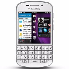 Blackberry Q10 Resmi - Putih - BNOB
