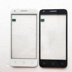 (Black)New For Alcatel One POP4 Pop 4 OT 5051 5051D 5051J 5051M 5051X OT5051  Touch Screen Digitizer Accessories+3m Tape+Opening Repair Tools+glue
