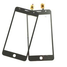 (Black)New For Alcatel  Pop Star 3G OT5022 OT 5022 OT-5022 5022X 5022D  Touch Screen Digitizer Accessories+3m Tape+Opening Repair Tools+glue