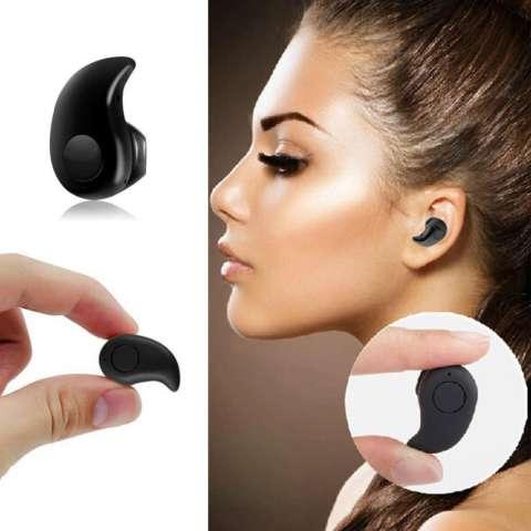 Bluetooth Music Invisible Headset / Micro Sport Stereo Mini Handsfree / Smartphone Wireless Earphone - S530