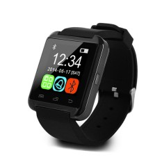 Bluetooth Smart Watch Passometer Camera U8 Pro Wrist Smartwatch for iPhone 6/6s/7/7s Samsung S4/Note/s6 HTC Android IOS Watches - intl