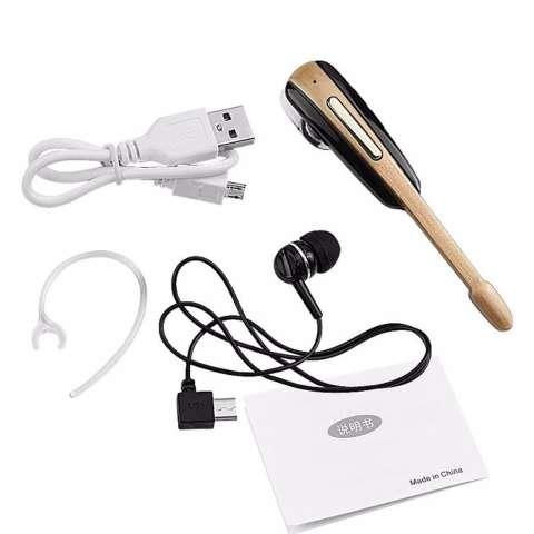 Bluetooth Wireless Headset Headphone Handfree Earbud Earphone Mono Stereo for Smartphone PC Tablet Android iOS Windows