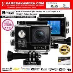 BRICA B-PRO5 Alpha Edition 4K (AE1 4K) BLACK 4K Ultra HD 12MP Action Camera - Garansi Resmi Brica Indonesia