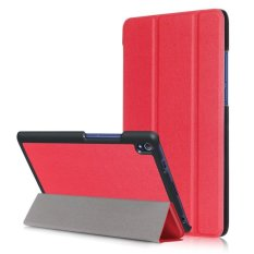 BYT Tablet Leather Flip Cover Case for Lenovo Tab3 8 Plus TB-8703F/X