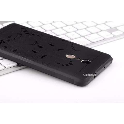 Calandiva Dragon Shockproof Hybrid Case for Xiaomi Redmi Note 3 / Pro / Prime versi Kenzo