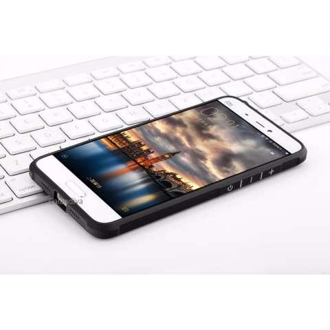 Calandiva Dragon Shockproof Hybrid Case untuk Xiaomi Mi 5 Mi 5 Pro Hitam