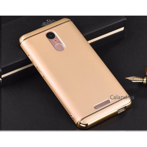 Calandiva Premium Quality Elegance Protection Hardcase for Xiaomi Redmi Note 3 / Pro / Prime versi