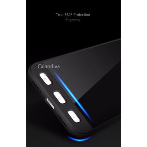 ... Calandiva Premium Front Back 360 Degree Full Protection Case Quality Grade A for Xiaomi Redmi Note