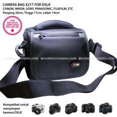 CAMERA BAG X21T - ZAMRUD 101 FOR DSLR CANON, NIKON, SONY, PANASONIC, FUJIFILM, ETC