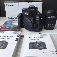 Canon EOS 80d 24.2mp Digital Camera
