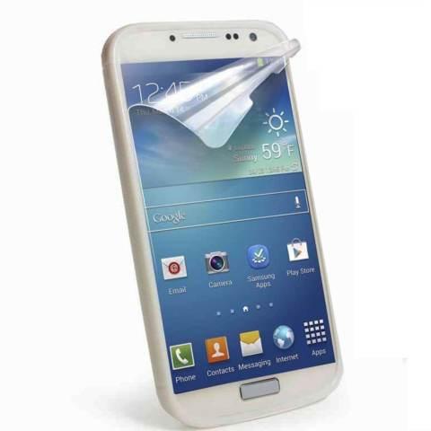 Cantiq Anti Gores Clear For Samsung Galaxy Infinite I759 Ukuran 4.0 Inch Screen Guard / Screen