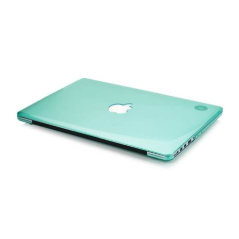 Capdase Body Cover Macbook Pro 13 / Notebook 13 Retina Display - Hijau