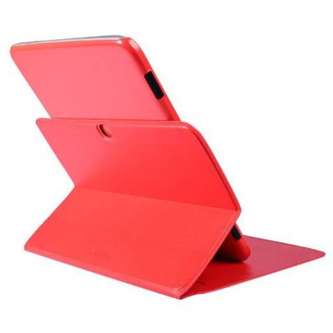 CAPDASE Case Samsung Galaxy TAB 3 10 Folder case FLIP JACKET - Merah