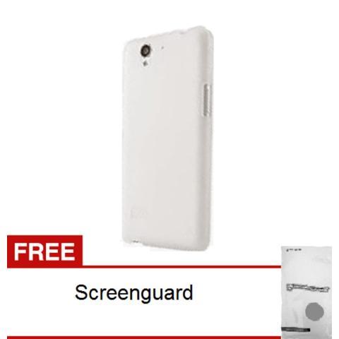 Capdase Soft Jacket Xpose Oppo Find Mirror R819 - Putih + Free Screenguard