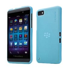 Capdase Softcase Casing for BB Z10 Lamina - Biru