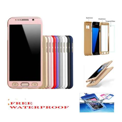 CASE 360 3 IN 1 RUBBED HARDCASE WITH STANDING EXCLUSIVE DEGRESS FULL BODY PROTECTION PHONE CASE