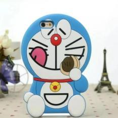 Case 3D Doraemon Dorayaki Oppo A39 Silicone 3D / Softcase Kartun OppoA39 / Case 4D Oppo A39 / Jelly Case / Casing Boneka Oppo A39 / Casing Oppo / Casing Unik Doraemon - Biru / OPPO A 57 / CASING OPPO
