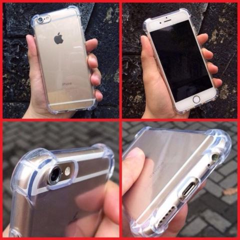 Case Anti Crack Jelly for Samsung Galaxy J7 Prime - Clear