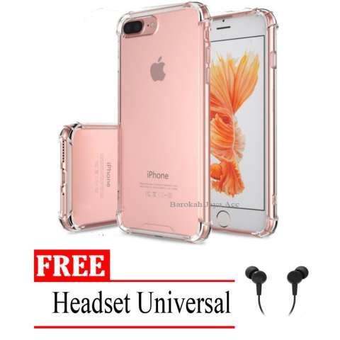 Home; Case Anti Shock / Anti Crack Elegant Softcase for Apple Iphone 7+ (