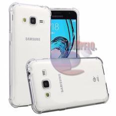 Case Anti Shock Samsung Galaxy J2 Prime Ultrathin Anti Crack Luxury Softcase Anti Jamur Air Case 0.3mm / Silicone Samsung Galaxy J2 Prime / Soft Case / Case Hp - Putih Transparant