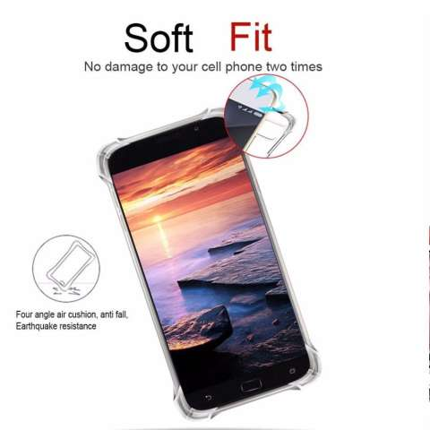 Case Anti Shock Samsung Galaxy J2 Pro 2018 Ultrathin Anti Crack Elegant Softcase Anti Jamur Air