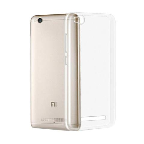 Case Anti Shock Xiaomi Redmi 4A Ultrathin Anti Crack Elegant Softcase Anti Jamur Air Case 0.3