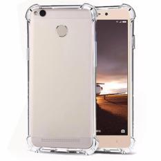 Case AntiCrack / Anti Crack / Shock / Benturan Elegant Softcase for Xiaomi Xioami Xiomi Redmi 3s / 3+ Plus / 3 Pro / Prime - Clear  NR1909