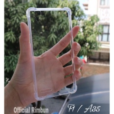 Case AntiCrack Mika Oppo F1 / A35 - Bening