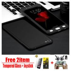 Case Hardcase Fullhardcase 360 Oppo F3 Plus Free Tempered Glass+Joystick
