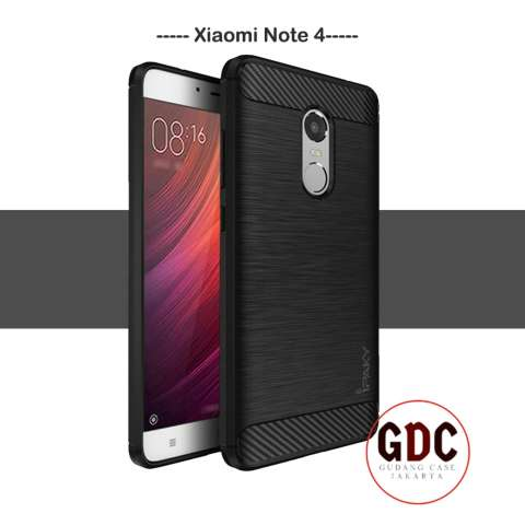 Case Ipaky Xiaomi Redmi Note 4X Soft Series