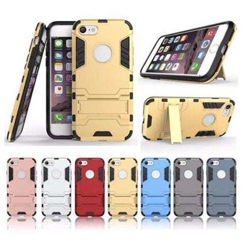 "Case Iphone 7 4.7"" Transformer Robot Casing Iron Man – Abu"