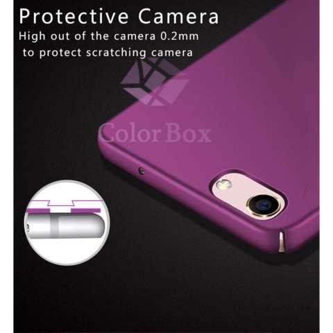 Case Mate Anti Fingerprint Hybrid Case Baby Skin Oppo F1s Baby Soft Babby Skin Oppo A59 Hardcase Oppo A59 / casing Oppo A59 Oppo f1s - Black 7