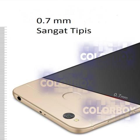 Case Mate Anti Fingerprint Hybrid Case Baby Skin Oppo F1s Baby Soft Babby Skin Oppo A59 Hardcase Oppo A59 / casing Oppo A59 Oppo f1s - Black 4