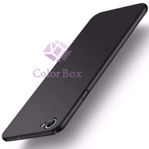 Case Mate Anti Fingerprint Hybrid Case Baby Skin Oppo F1s Baby Soft Babby Skin Oppo A59 Hardcase Oppo A59 / casing Oppo A59 Oppo f1s - Black 2