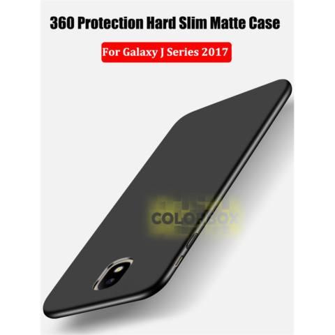 Case Mate Anti Fingerprint Hybrid Case Baby Skin Samsung J7 Pro j730 baby Soft Babby Skin Samsung Galaxy j7 pro  Hardcase Samsung j730 / casing Samsung J7 Pro (j730) - Black