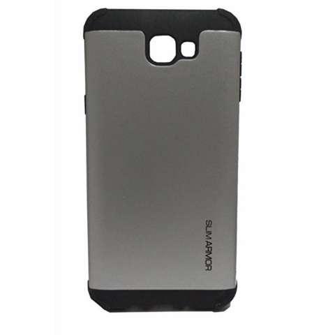 Case Samsung Galaxy J7 Prime Slim Armor – Silver