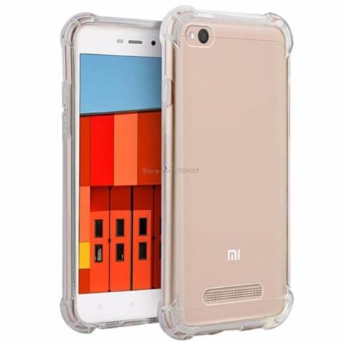Case Slim Anti Shock Anti Crack for Xiaomi Redmi 4A Slim Silicone Clear