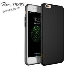 Case Slim Black Matte Iphone 6 Plus 6S Plus 5,5