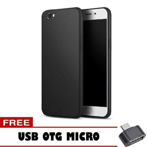 ... Anti Crack Shock Benturan Elegant Softcase Source · Case Oppo Neo 9. Source · Case Slim Black Matte Oppo F1s A59 Softcase Baby Skin + Free OTG Micro
